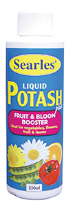 Liquid potash 250ml
